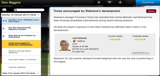 Football Manager Classic 2014 003
