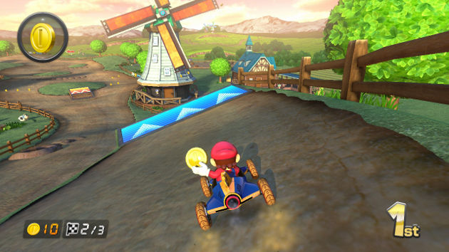 review mario kart 8 wii u sa gamer. Black Bedroom Furniture Sets. Home Design Ideas