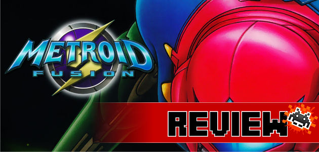 Review Metroid Fusion Wii U GBA