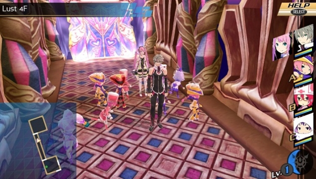Conception 2 dungeon