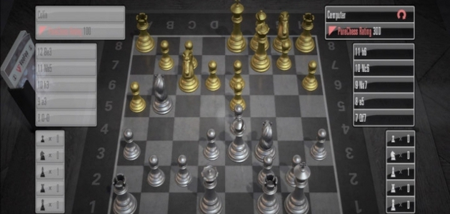 Pure chess 3