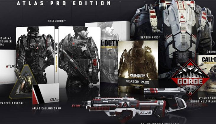 Here is a new CoD: Advanced Warfare story trailer and Limited Edition details