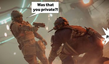 You can now 'fart' in Killzone: Shadow Fall multiplayer?