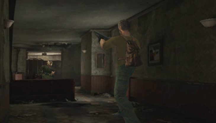 What if The Last of Us was a PS1 game? This would be it.