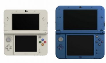 Nintendo announces the New Nintendo 3DS & 3DS XL