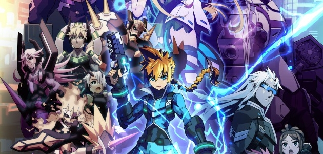 Azure Striker Gunvolt - SA Gamer