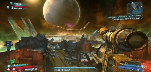 Borderlands The Pre-Sequel 002 - SA Gamer