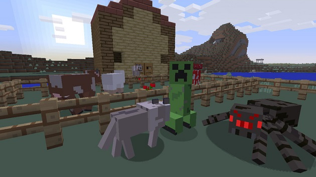 minecraft how to play xbox one