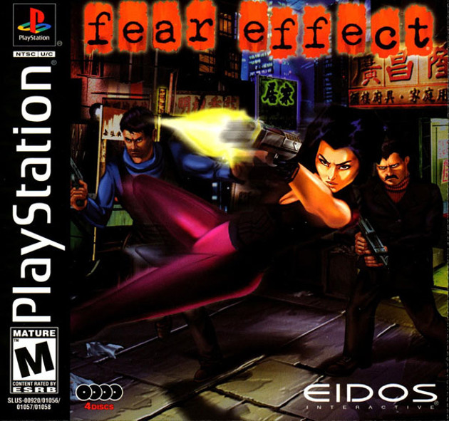 Fear Effect [Disc1of4] [U] [SLUS-00920]-front