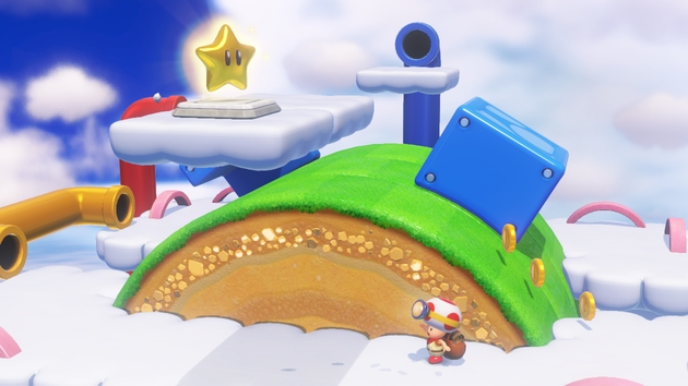 Captain Toad 004 - SA Gamer
