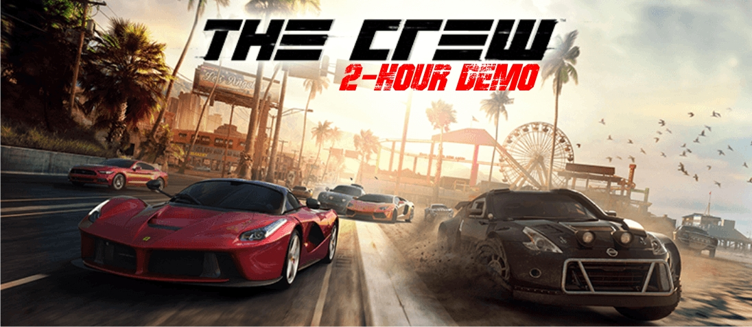 download the crew 2 hour demo today sa gamer. Black Bedroom Furniture Sets. Home Design Ideas