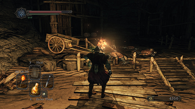 Dark Souls 2 Review Not The End: Review: Dark Souls II: Scholar Of The First Sin (Xbox One