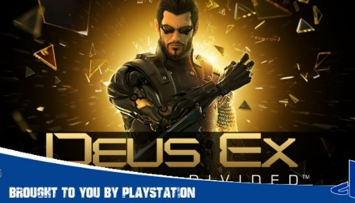 Deus Ex extended theatre session