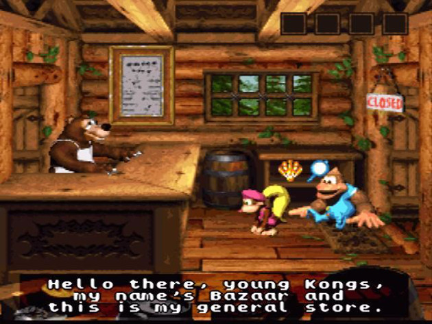 Donkey-Kong-Country-3-Dixie-Kong-Double Trouble-1