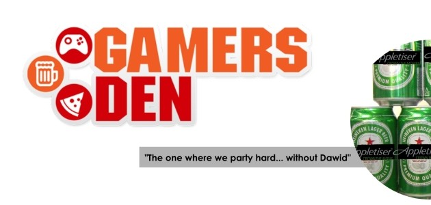 Gamers Den - Party