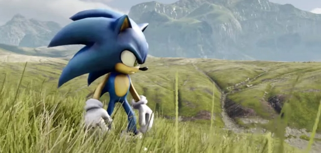 Video Sonic The Hedgehog Kite Unreal Engine 4 Demo Sa Gamer