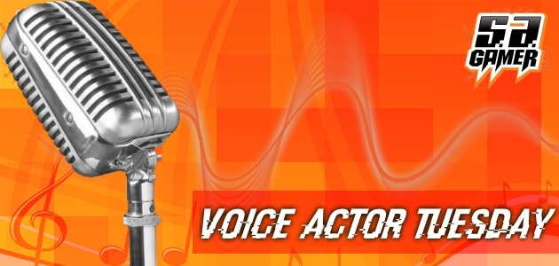 Voice Actor Tuesday