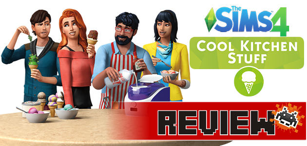 The Sims  Cool Kitchen Stuff Pack Review