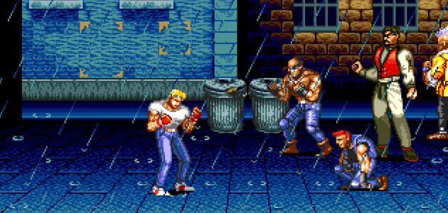 I say, this is a Streets of Rage 2 screenshot, my good sir
