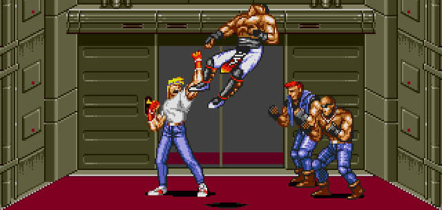 Streets of Rage 2 - another screenshot, yo