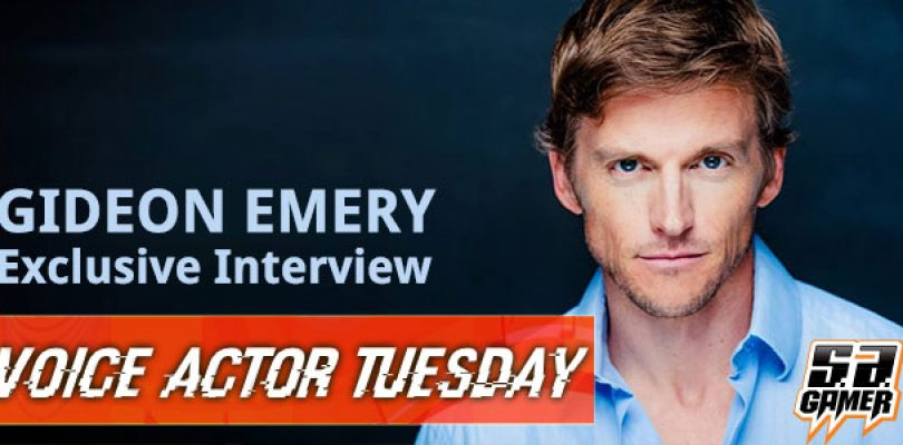 Our Exclusive Interview with Gideon Emery