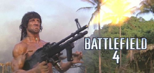 Battlefield 4 goes full Rambo with new weapon - SA Gamer