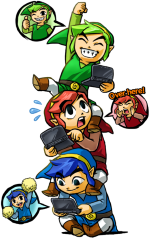 Tri Force Heroes Totem