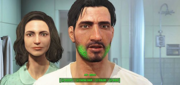Fallout 4 character