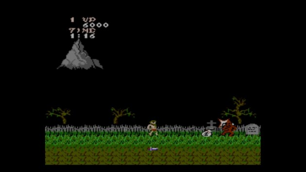 Ghosts 'n Goblins Red Arrear