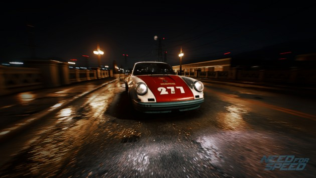 Need for Speed 8