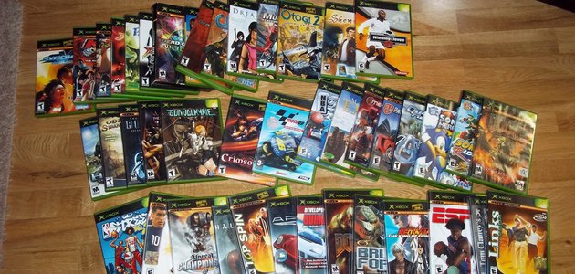 Original Xbox Games For Xbox : Microsoft s backward compatibility team would love the