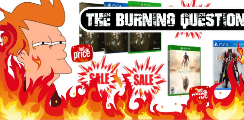 The Burning Question: Does pricing affect your decision towards Video Games?