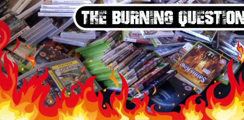 Burning Question: Are you dealing with too many games at once?