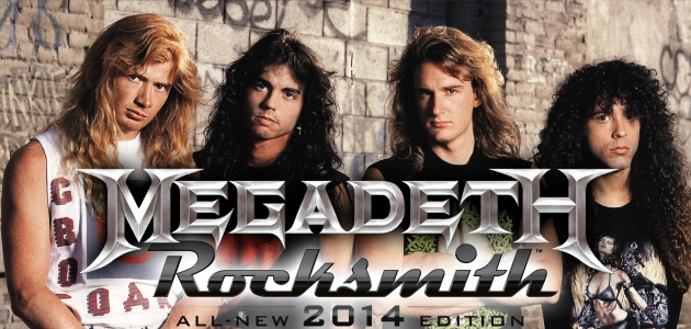Rocksmith: All-new 2014 Edition - Megadeth: Holy Wars... The Punishment Due 2016 pc game Img-2