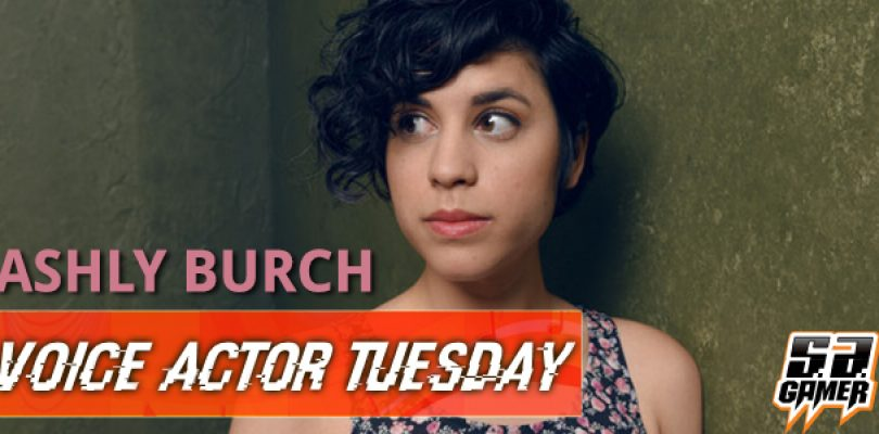 Voice Actor Tuesday: Ashly Burch