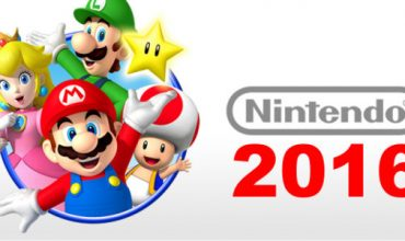 Games of 2016 – Nintendo Wii U and 3DS