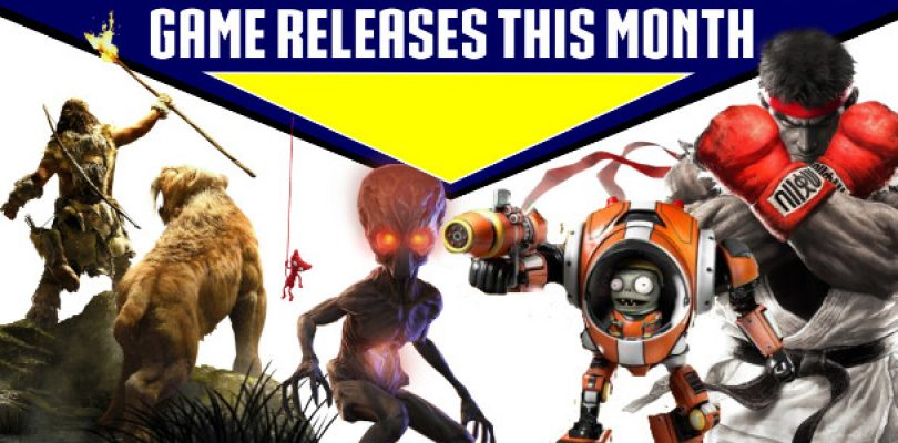 February Releases – What to look out for (plus predictions!)