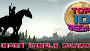 Top Ten Open world games header site