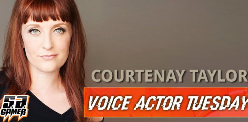 Voice Actor Tuesday: Courtenay Taylor