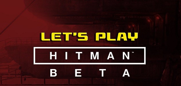 hitman beta new site