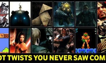 11 games with unforgettable plot twists