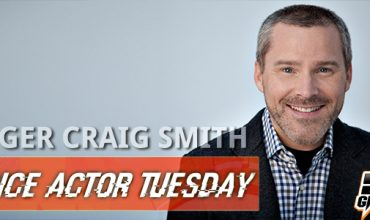 Voice Actor Tuesday: Roger Craig Smith