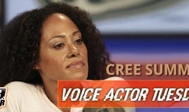 Voice Actor Tuesday: Cree Summer