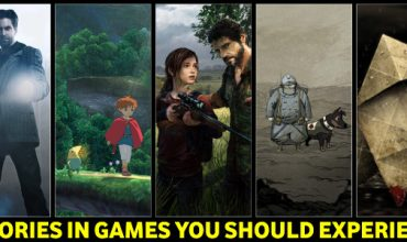 5 of the best stories told in games