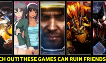 Five games that can ruin friendships