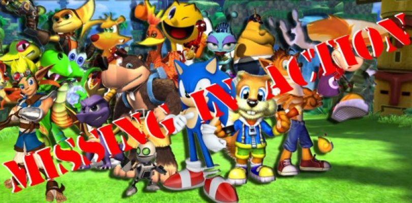 Where have all the 3D platformers gone?