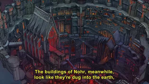 Fire Emblem Fates - Nohr Kingdom