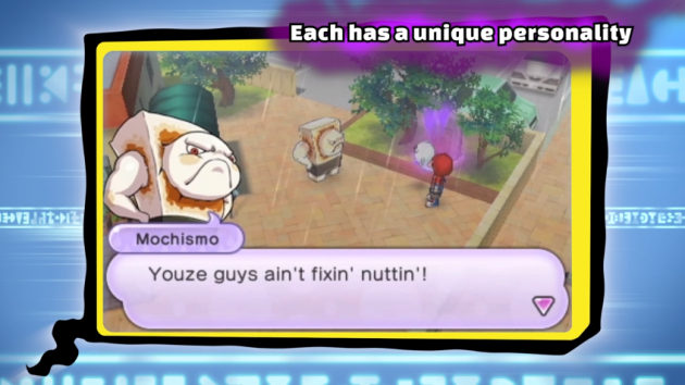 In-Game Dialogue
