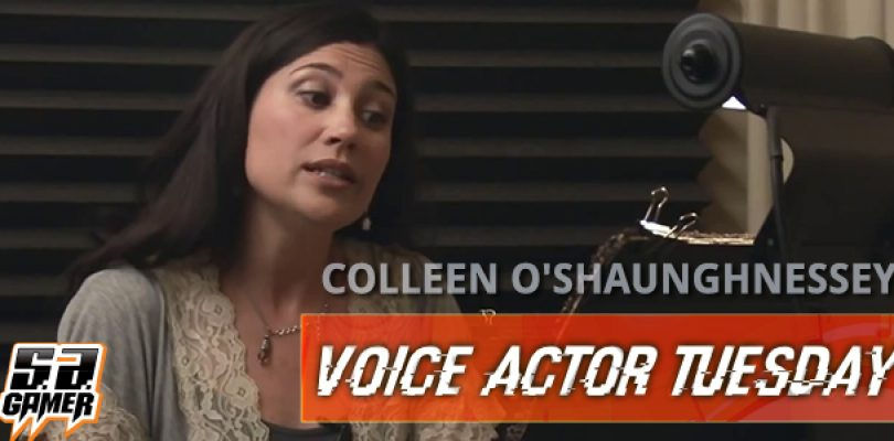 Voice Actor Tuesday: Colleen O'Shaughnessey