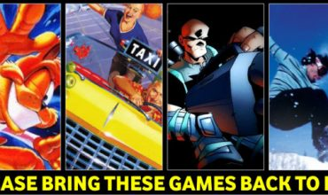4 Games that need to make a comeback